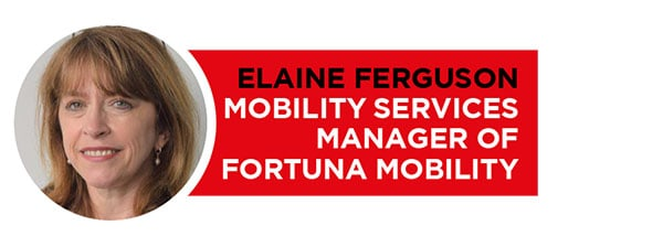 Fortuna Mobility product of the year