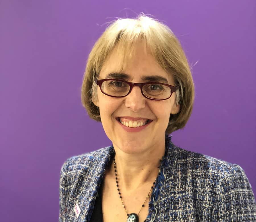 Juliet Bouverie CEO Stroke Association
