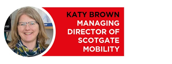 Scotgate Mobility product of the year