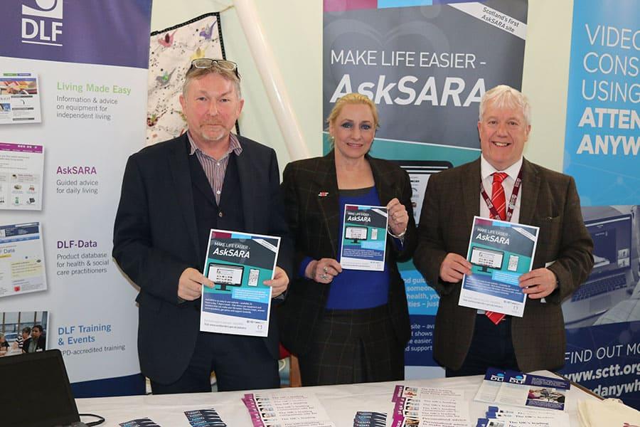 Scottish Borders Council DLF AskSARA