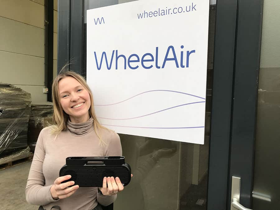 Corien WheelAir expansion