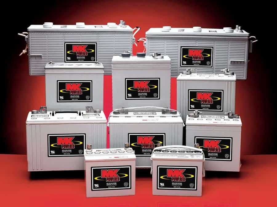 MK Battery Gel Battery