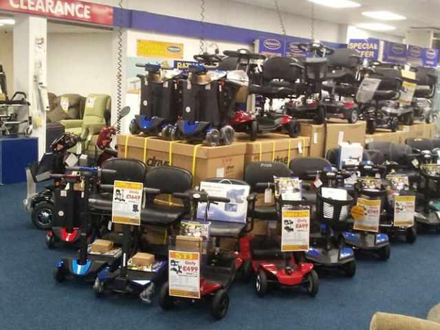 Shrewsbury Stock In store