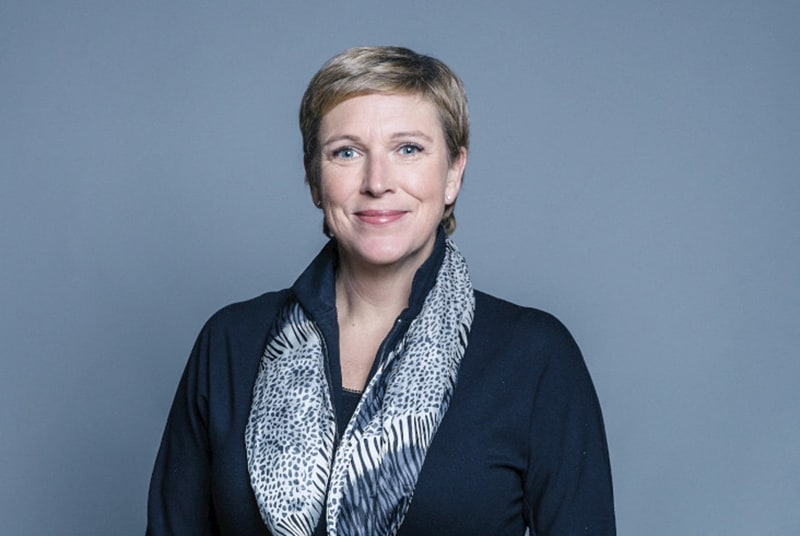 Charlotte Vere, Baroness Vere