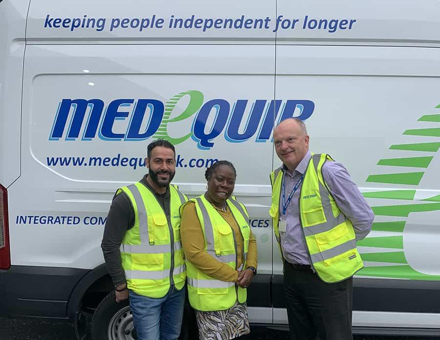 Birmingham Contract Medequip CES