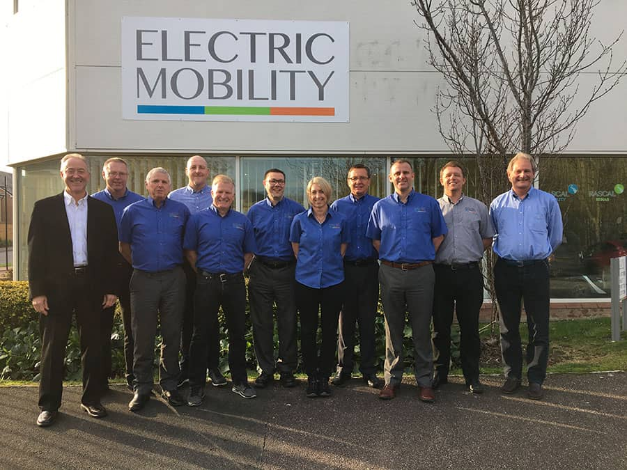 Electric Mobility Team