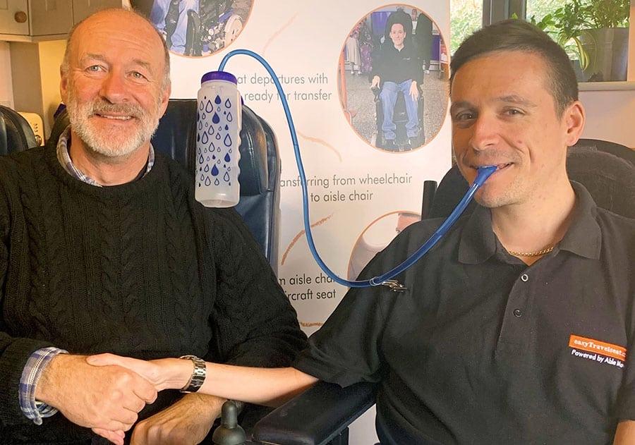 Mark and Josh The Hydration Foundation