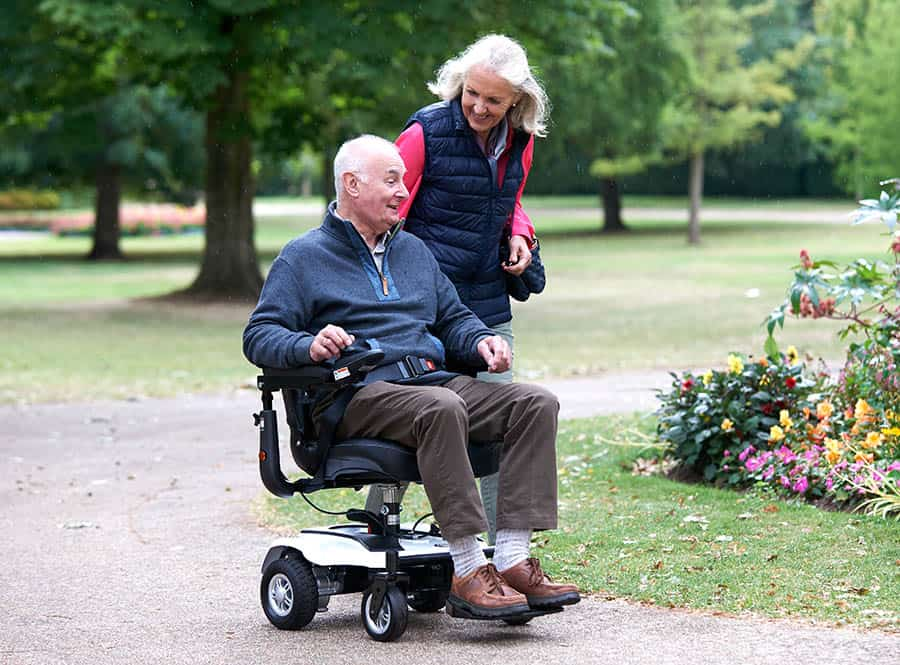 Rascal Powerchair Electric Mobility