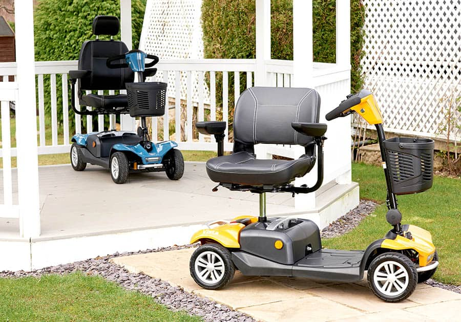 Vista and Vsta DX Electric Mobility