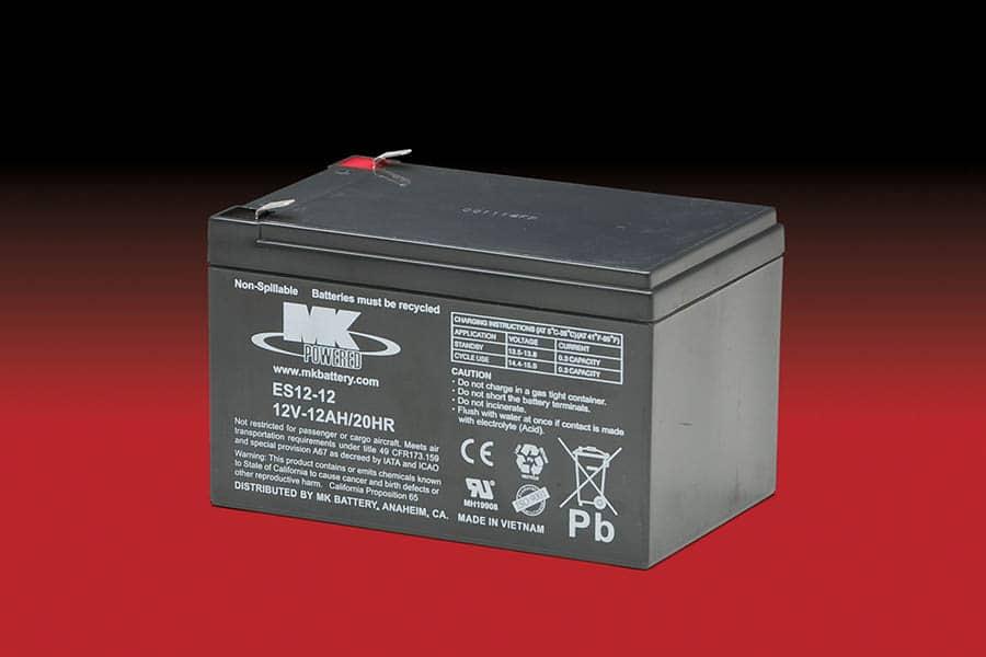 MK Battery ES12-12 image