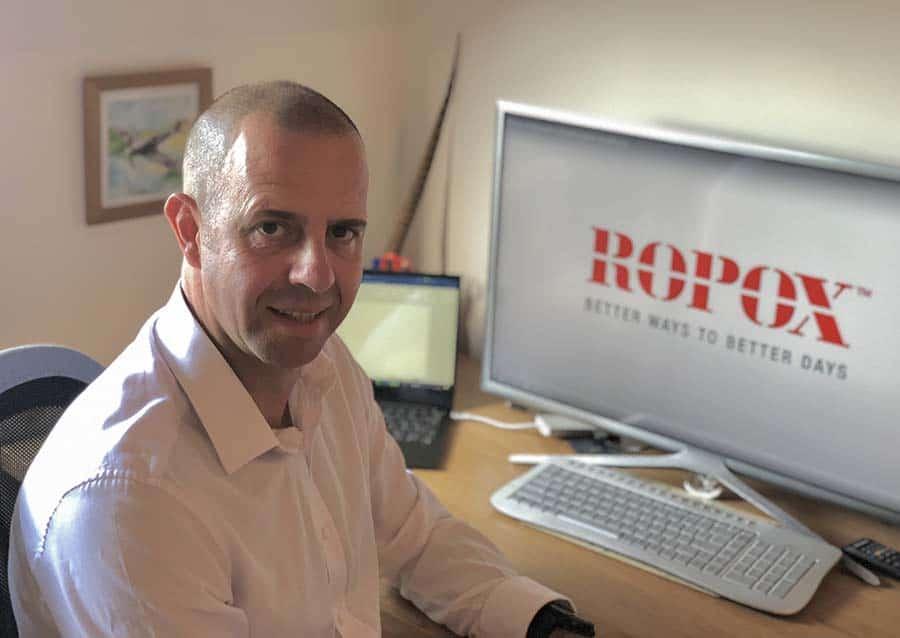 Ropox Mark Sadler