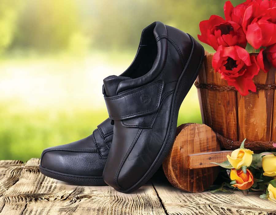 Zurich Ladies Ultra Wide Shoes image