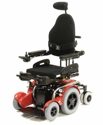 C3 LEVO standing wheelchair