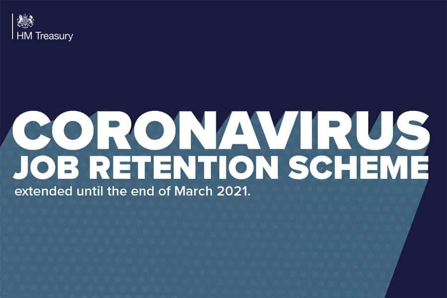 Furlough extension until March 2021 Rishi