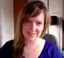 Image of new THIIS editor Liane McIvor