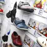 Sandpiper Shoes retail display