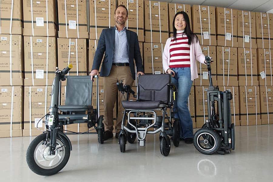 eFOLDi Tim Ross and Sumi Wang