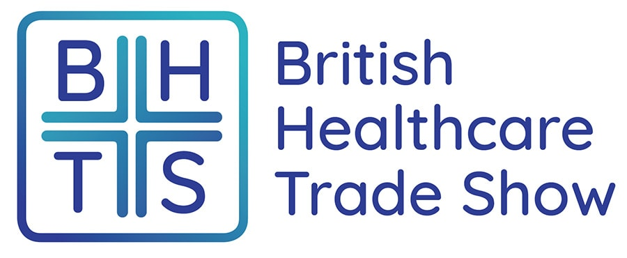 British Healthcare Trade Show logo