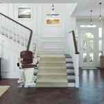 Handicare Freecurve Stairlift image