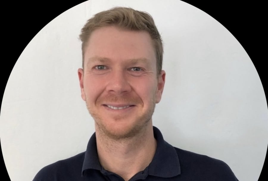 Daniel Blackburn, Operations Manager, Apollo Healthcare Technologies