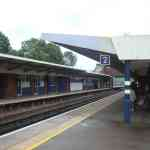 St Mary Cray Railway Station in Kent