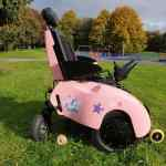 Tiny Trax Peppa Pig Chair