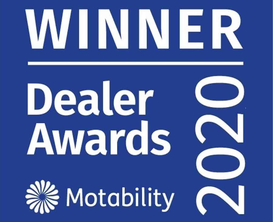 Motability award