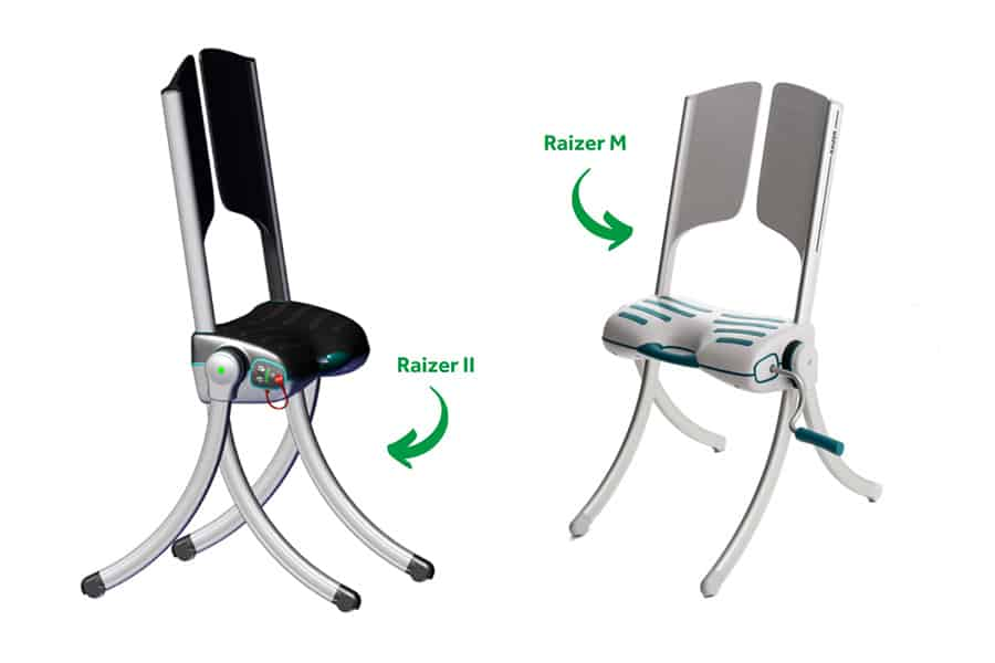 Raizer II vs Raizer M image