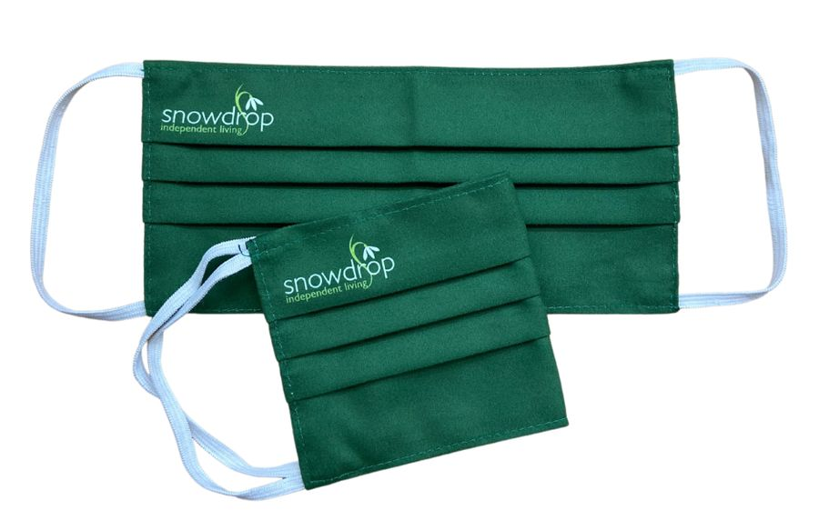 Snowdrop Face Mask