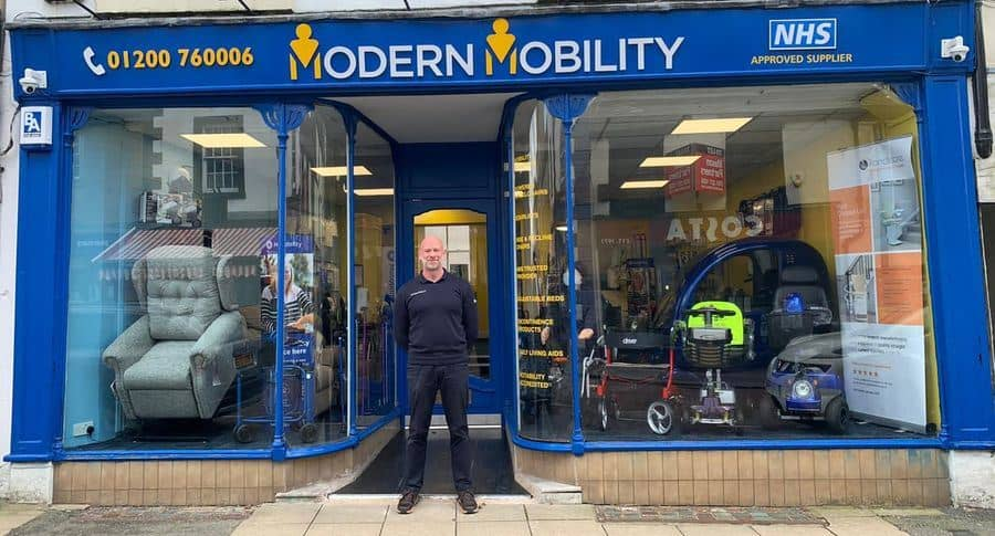 Modern Mobility Clitheroe