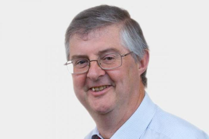 First Minister Mark Drakeford image