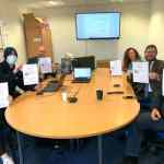 AJM Healthcare CECOPS accreditation North West London image