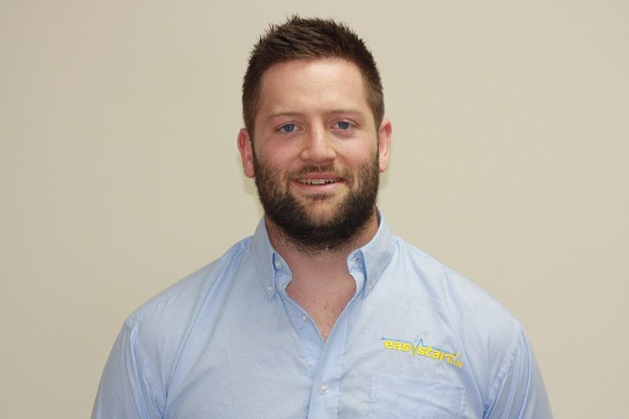 Cillian Brugha, Managing Director of Easystart Batteries image