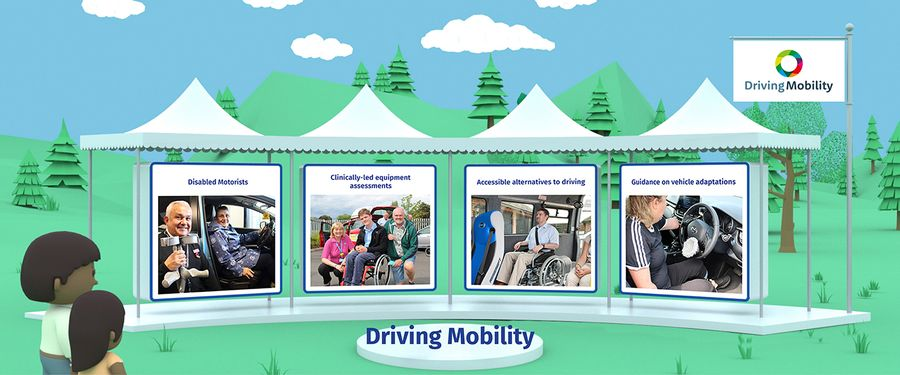 Driving Mobility at The Big Event