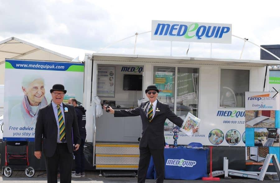 Medequip roadshow 2021