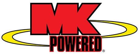 MK Battery logo
