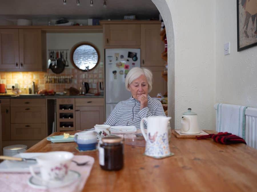 Ageing Better elderly lady
