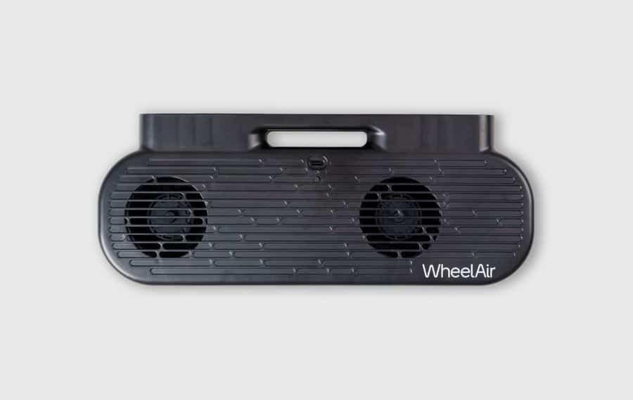 WheelAir Rigid Back