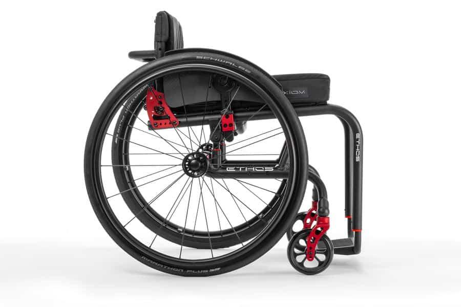 Ki Mobility Ethos Manual Wheelchair