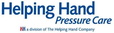 Helping Hand Pressure Care logo