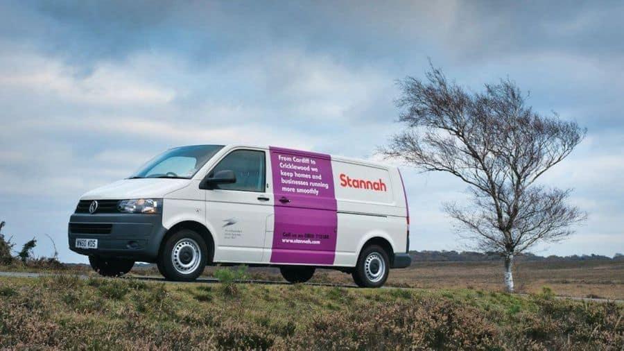Stannah vehicle
