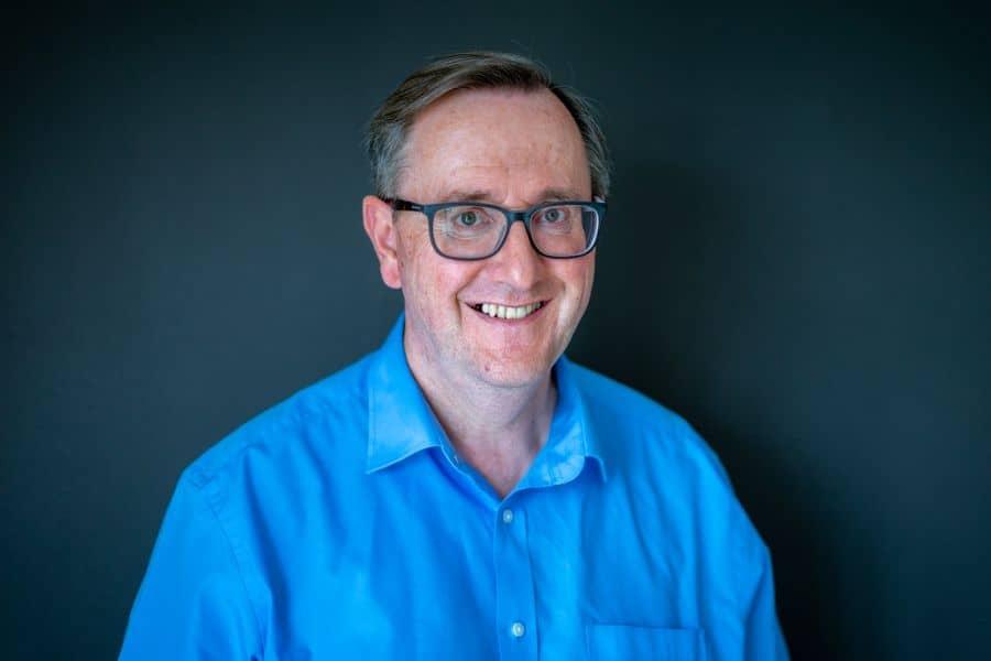 Graeme Kelly, Managing Director at Cramond Residence