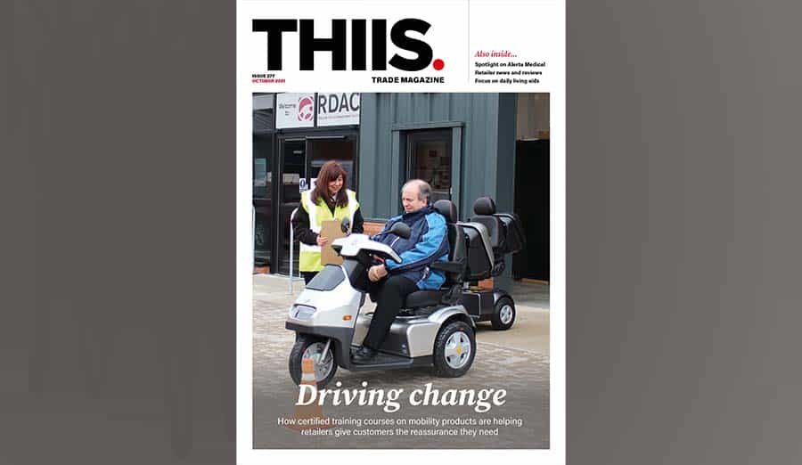 October issue of THIIS