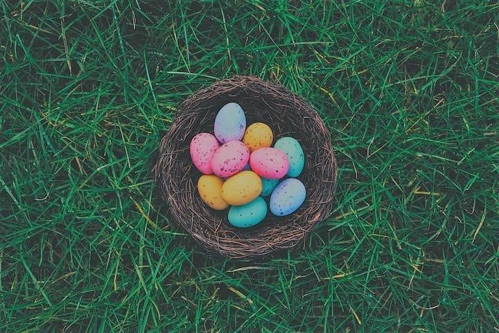 Easter Egg Hunts in South East London