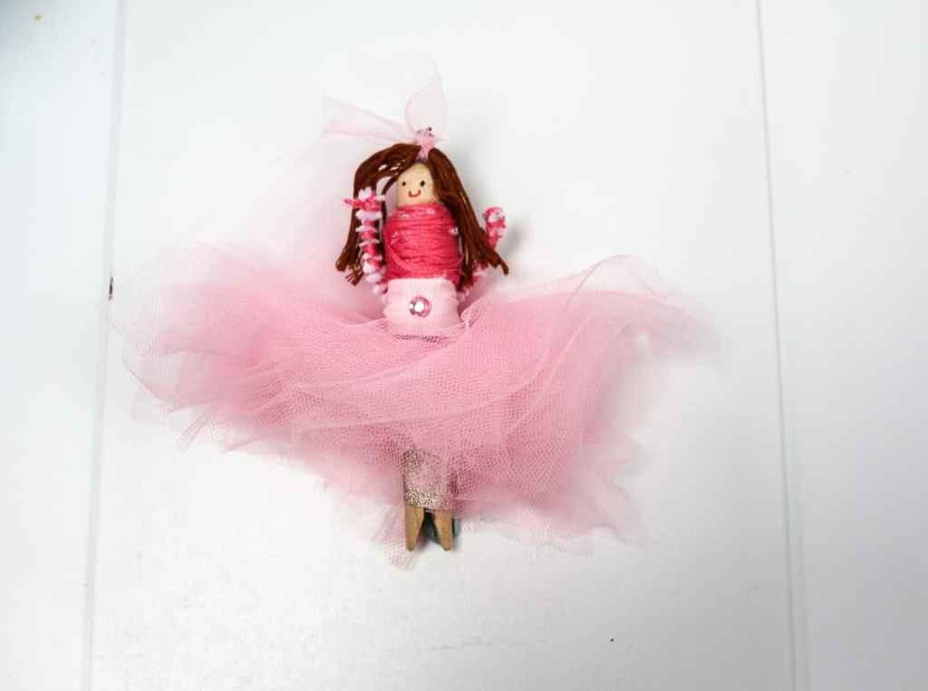 Peg Doll Crafts for Kids