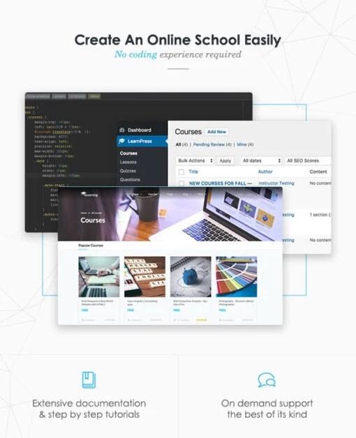 Criar Curso Online