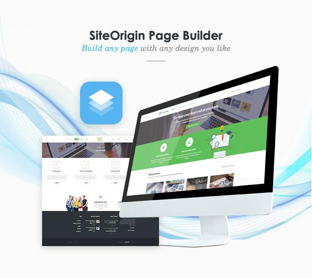 SiteOrigin Page Builder