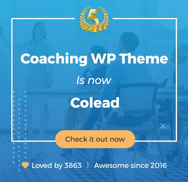 Coaching | Life & Fitness Coaching WordPress Theme - 2