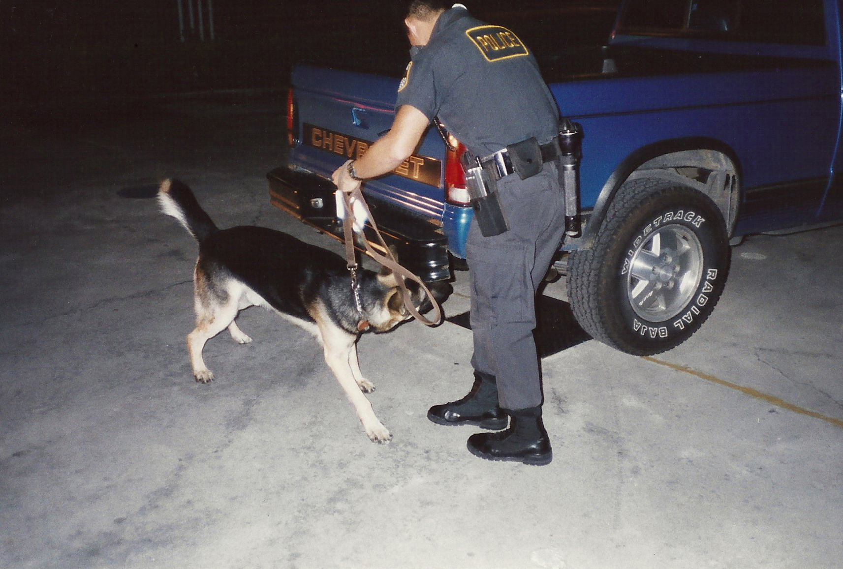 The Future Police Narcotics Dogs And Marijuana