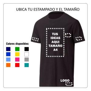 Camisetas Personalizadas. Uniformes para Restaurantes, Eventos, Empresas, Uniformes